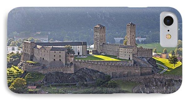 Castel Grande - Bellinzona Phone Case by Joana Kruse