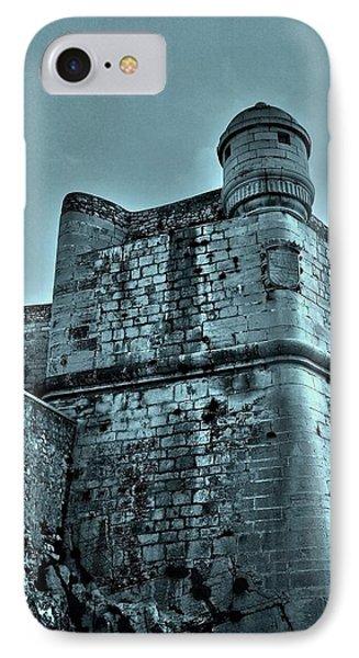 Castle Of Peniscola - Spain IPhone Case by Juergen Weiss