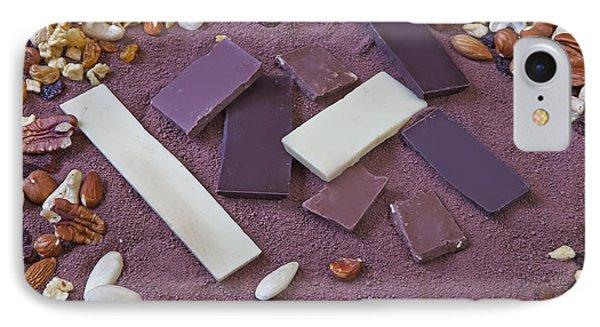 Chocolate Phone Case by Joana Kruse