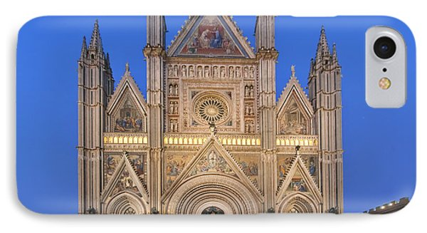 Europe Italy Umbria Orvieto Orvieto IPhone Case by Rob Tilley