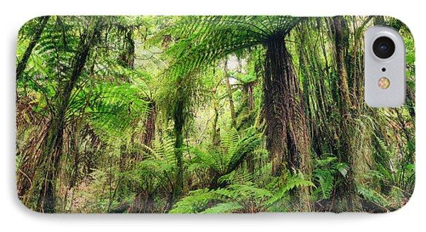 Fern Tree Phone Case by MotHaiBaPhoto Prints