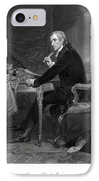 Francis Hopkinson Phone Case by Granger