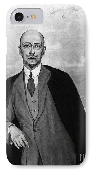 Gabriele Dannunzio Phone Case by Granger