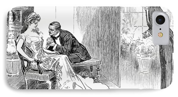 Gibson: Gibson Girl, 1903 Phone Case by Granger