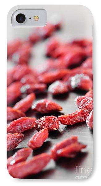 Goji Berries IPhone Case by Elena Elisseeva