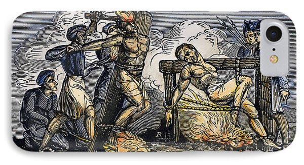 Heresy: Torture, C1550 Phone Case by Granger