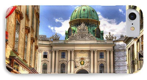 Hofburg Palace - Vienna Phone Case by Jon Berghoff