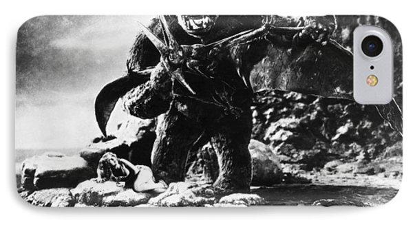 King Kong, 1933 Phone Case by Granger