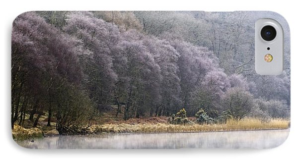Lower Lake, Glendalough, County Phone Case by Peter McCabe