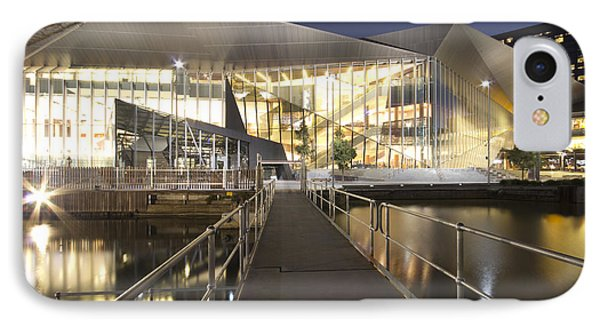 Melbourne Convention Center Phone Case by Douglas Barnard