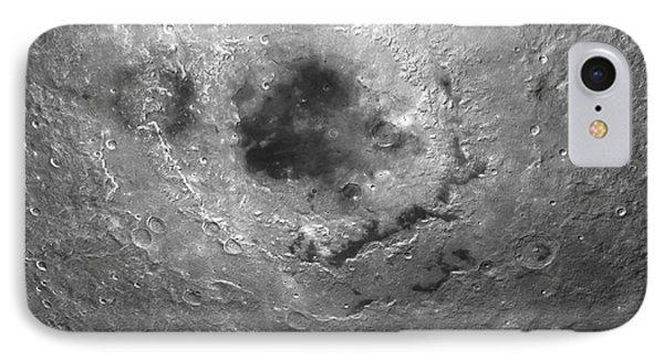 Moon's Surface Phone Case by Detlev Van Ravenswaay