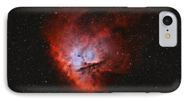 Ngc 281, The Pacman Nebula Phone Case by Rolf Geissinger