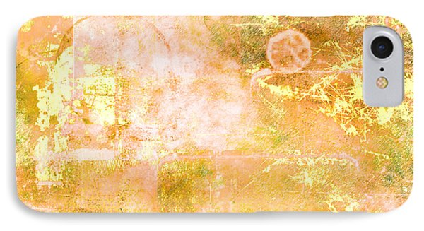 Orange Peel Phone Case by Christopher Gaston