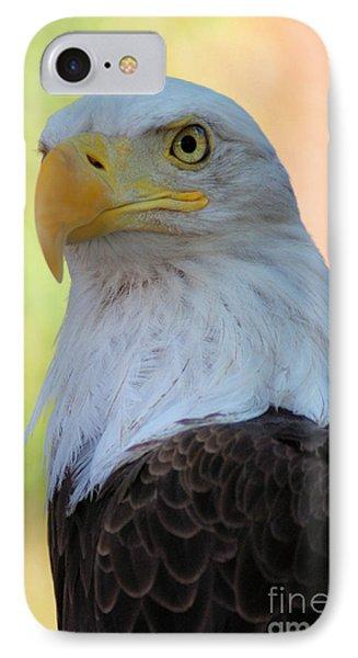 Regal Eagle Phone Case by Linda Eshom