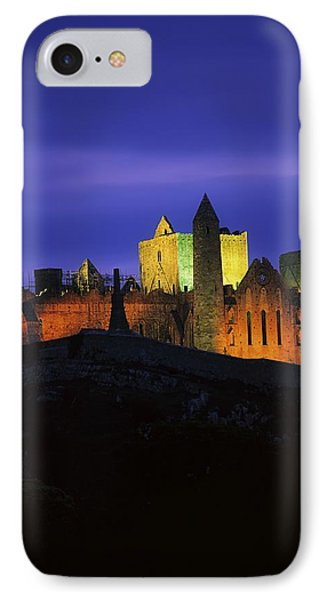 Rock Of Cashel, Co Tipperary, Ireland Phone Case by The Irish Image Collection