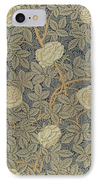 Rose IPhone Case by William Morris