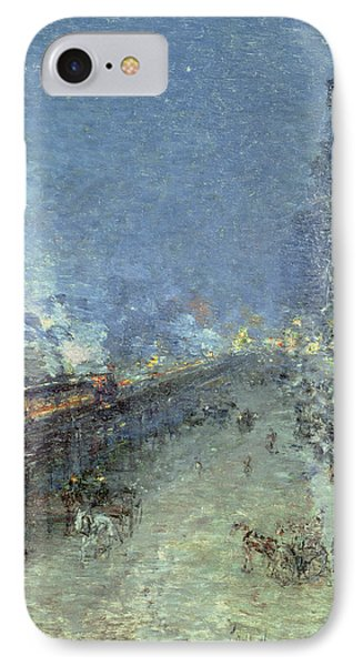 The El Phone Case by Childe Hassam