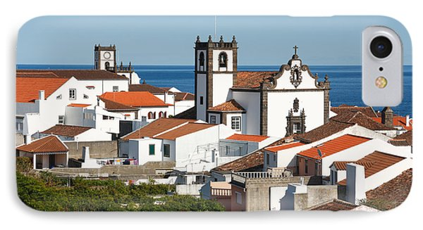 Town By The Sea Phone Case by Gaspar Avila