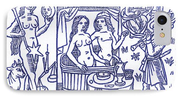Venus, Roman Goddess Of Love Phone Case by Science Source