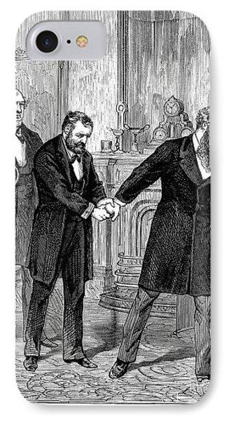 William Worth Belknap Phone Case by Granger