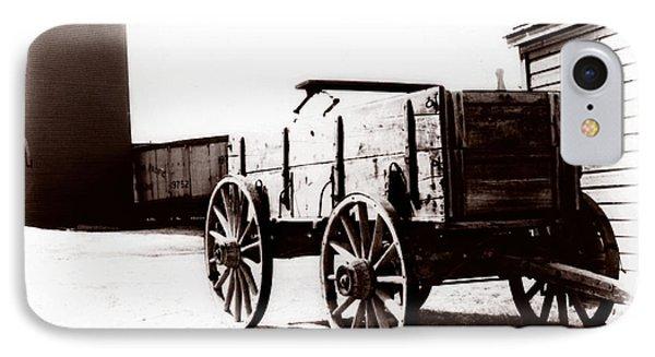 1900 Wagon Phone Case by Marcin and Dawid Witukiewicz