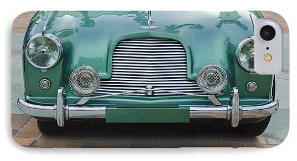1955 Aston Martin Phone Case by Jill Reger
