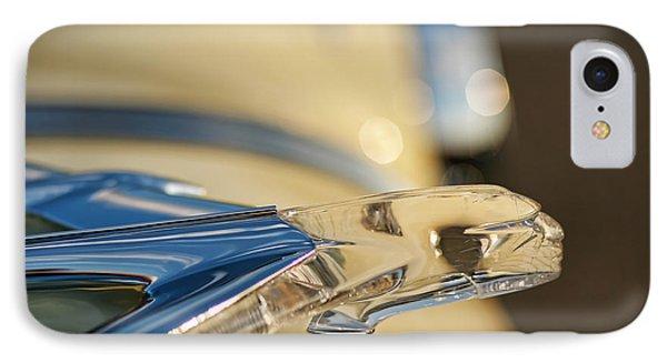 1955 Pontiac Star Chief Hood Ornament  Phone Case by Gordon Dean II