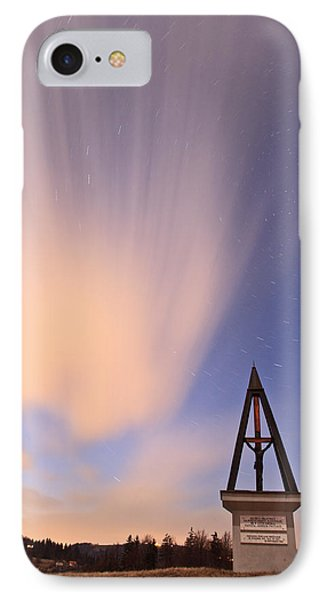 Against The Stars Phone Case by Ian Middleton