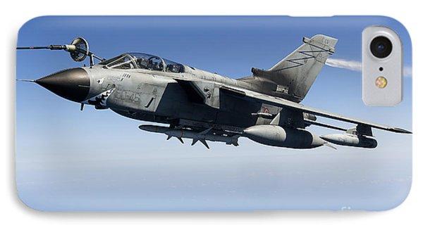 An Italian Air Force Tornado Ids Phone Case by Gert Kromhout