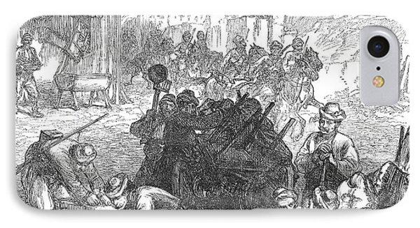 Balkan Insurgency, 1876 Phone Case by Granger