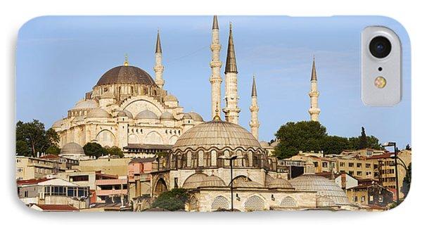 City Of Istanbul Phone Case by Artur Bogacki