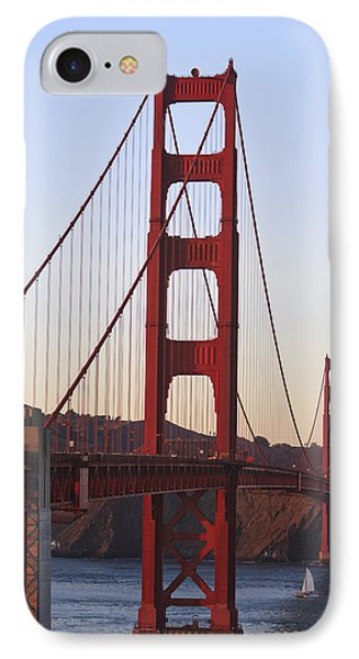 Golden Gate Bridge San Francisco Phone Case by Stuart Westmorland
