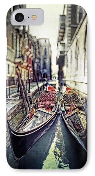 Gondolas Phone Case by Joana Kruse