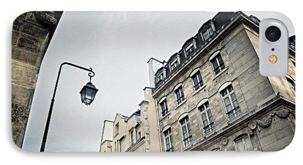 Paris Street IPhone Case by Elena Elisseeva