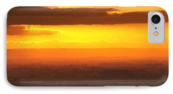 Sunset Phone Case by Svetlana Sewell