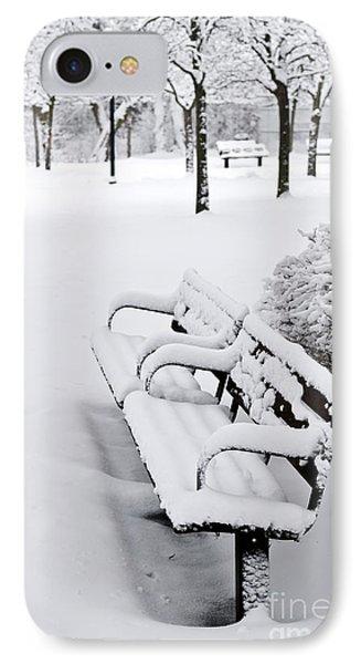 Winter Park Phone Case by Elena Elisseeva