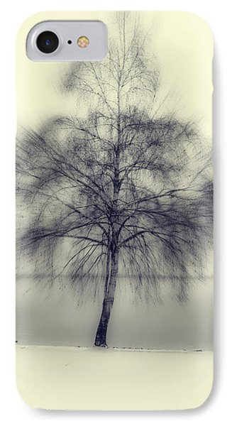 Winter Tree IPhone Case by Joana Kruse