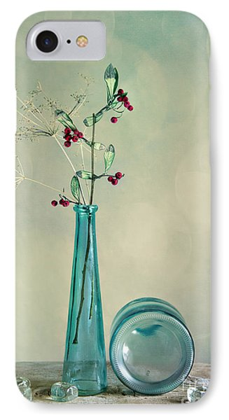 Autumn Still Life IPhone Case by Nailia Schwarz