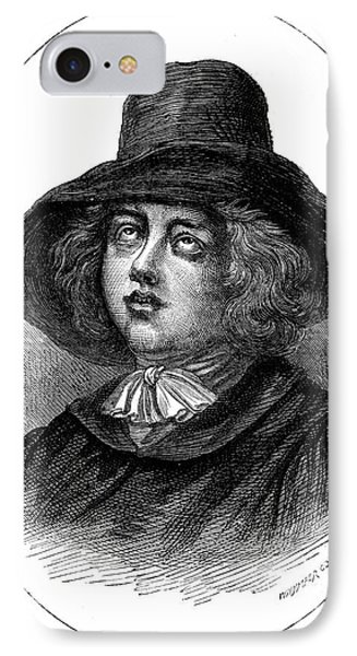 George Fox (1624-1691) Phone Case by Granger