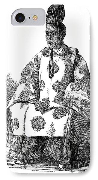 Hitotsubashi (1837-1913) Phone Case by Granger