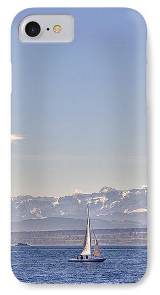 Lake Constance Phone Case by Joana Kruse