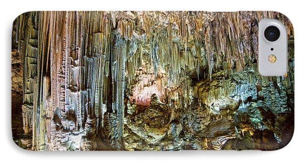 Nerja Caves In Spain Phone Case by Artur Bogacki
