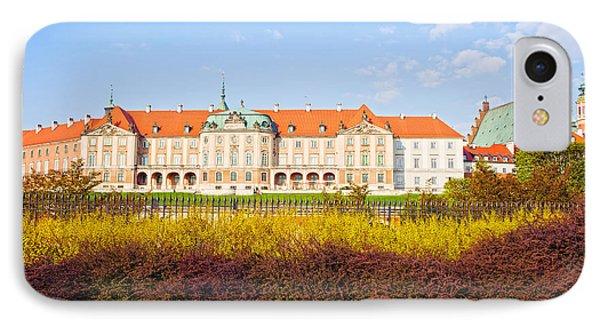 Royal Castle In Warsaw Phone Case by Artur Bogacki