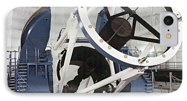 3.5-metre Optical Telescope Phone Case by Eckhard Slawik