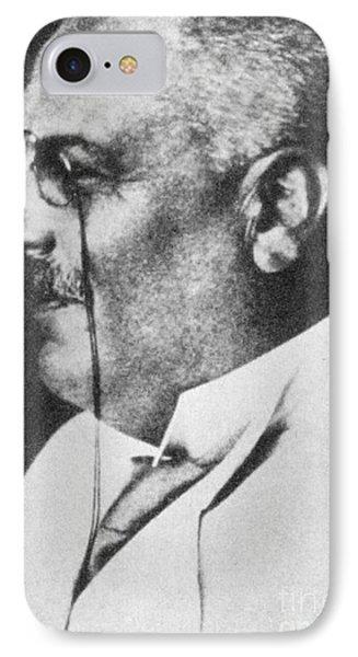 Alois Alzheimer, German Neuropathologist Phone Case by Science Source
