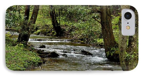 Craig Run Monongahela National Forest Phone Case by Thomas R Fletcher