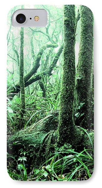 El Yunque National Forest Phone Case by Thomas R Fletcher