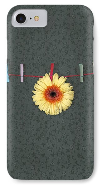 Gerbera IPhone Case by Joana Kruse