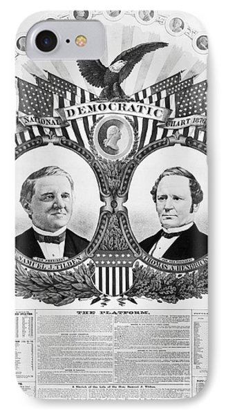 Presidential Campaign, 1876 Phone Case by Granger