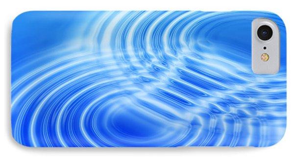 Water Ripples Phone Case by Pasieka